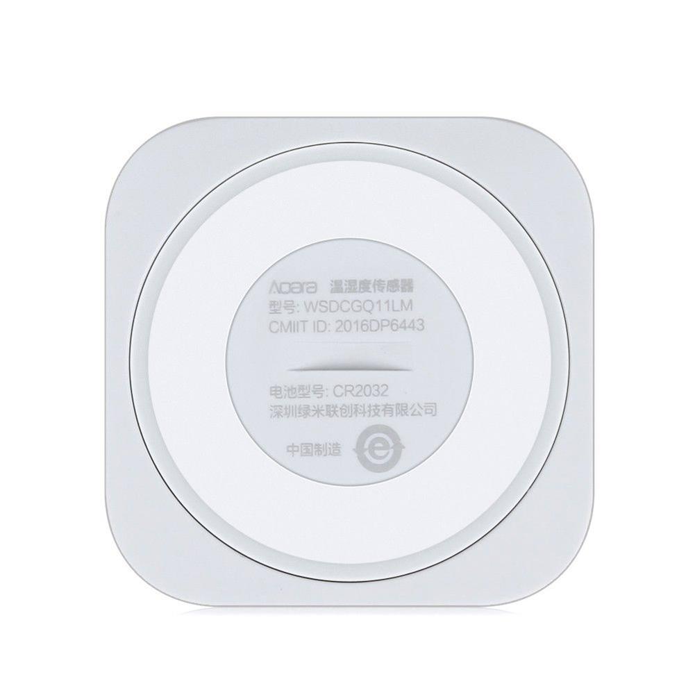 Smart Temperature Humidity Sensor ZigBee Wifi Wireless Work With XM Wall Humidity Sensor Humidity Sensor Wifi