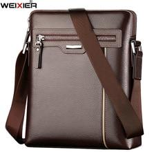 Men Tote Bags PU Leathe New Fashion Men Messenger Bag Brand Design Cross Body Shoulder Business Bags for Men Clutch and Handbags