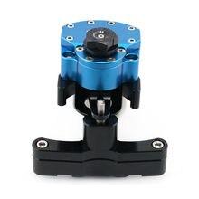 Reversed Safety Steering Damper For HONDA CB1000R CB 1000R 2009-2010 Motorcycle Accessories Adjustable Stabilizer Mount Bracket цены
