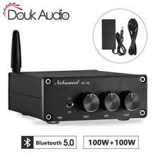 Nobsound Mini TPA3116 Digitale Amplificatore Audio HiFi Bluetooth 5.0 di Classe D Stereo Amplificatore di Potenza 100W * 2(China)