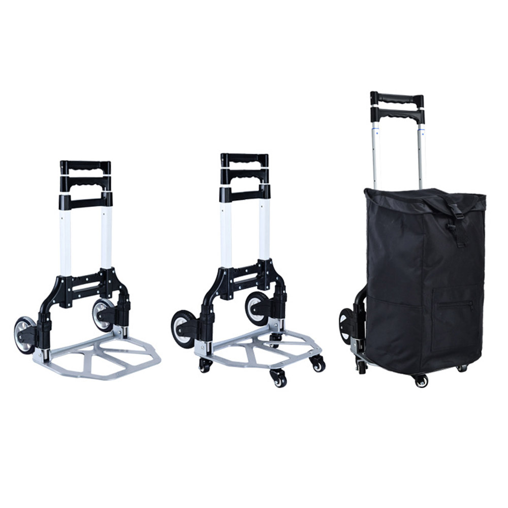 Portable Shopping Trolley
