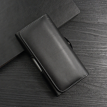 Fitted cases phone Bag Belt Clip Case For Oneplus 7 Pro 6 6T Capa Etui Holster Leather for 5 5T 3 glass Cover