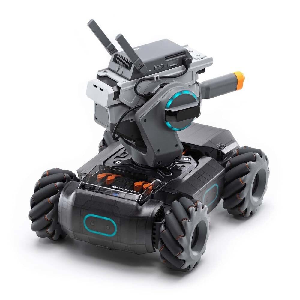 Robomaster S1 Intelligente Pädagogisches RC Roboter 4WD HD FPV APP Control mit AI Module Unterstützen Scratch 3,0 Python Programm DIY - 4