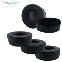 NULLKEAI Replacement Thicken Earpads For Sennheiser Urbanite XL Over Ear Headphones Memory Foam Earmuff Cover Cushion