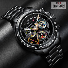 Часы наручные haiqin Мужские автоматические роскошные брендовые