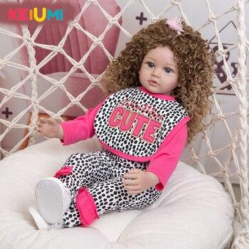 Кукла-младенец KEIUMI 24D169-C60-S07-H131 2