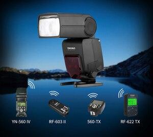 Image 5 - YONGNUO YN685 YN 685 C N YN685C Flash Speedlite Wireless 2.4G HSS TTL iTTL for Canon Nikon D750 D810 D7200 D610 D7000 Camera