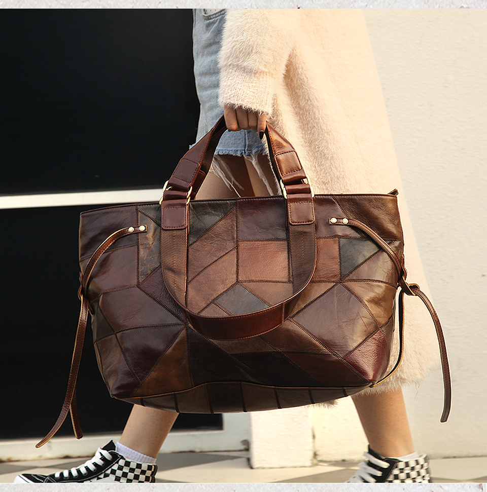 Big Bag for Women Genuine Leather Shoulder Bag H01b4cb433cdd4e829e53d08ec0e8062e6 Bag