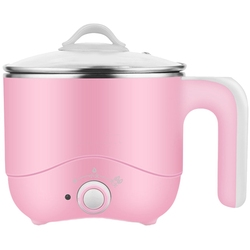 Mini Multi-Function Electric Cooker Low-Power Electric Hot Pot-Us Plug