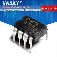 5PCS MCP602-E//SN IC Dual 2.7 V 8 SOIC MCP602-E 602 MCP602