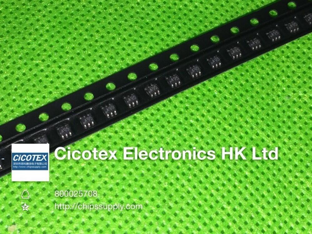 5pcs/lot LMH6601MG A95 IC OPAMP VFB 155MHZ RRO SC70-6
