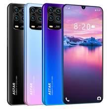 Globalna wersja ME10 inteligentny telefon z systemem Android 6800mAh MKT 6799 7.5 calowy duży ekran 2020 cztery kamery wyślij etui na telefon