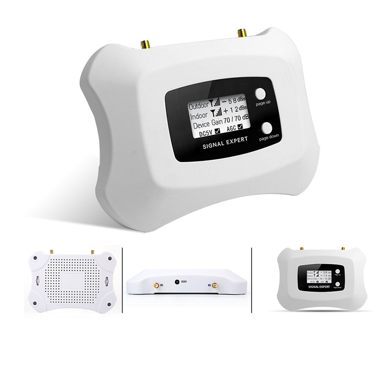 Smart 850MHz CDMA 2G 3G amplificador de señal de teléfono móvil - Accesorios y repuestos para celulares - foto 3