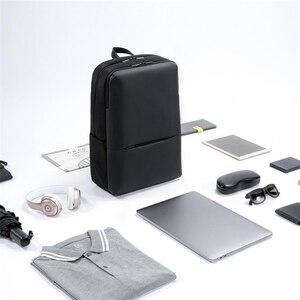 Image 4 - Originele Xiao mi mi klassieke zakelijke Rugzak 2 Generatie niveau 4 Waterdichte 15.6 Inch laptop schoudertas Outdoor Reistas