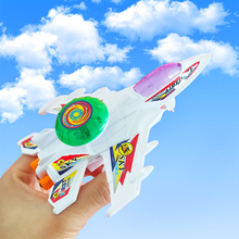 Toys Airplane Educational-Toys Wind-Up-Toy Clockwork Kids Children for Gifts Pull-String