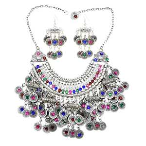 SEarring-Sets Necklac...