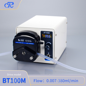 Image 2 - Labor Anwendung Flüssigkeit Transfer Metering Schläuche Schlauchpumpe