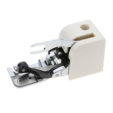 Side Cutter Overlock Sewing Machine  Presser Foot  Attachment Multi-function electric sewing machine lock edge press 1pcs locking edge sewing edge sewing machine foot 7310 metal household multifunction presser feet for sewing machine accessories