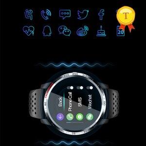 Image 4 - Haute qualité hrv spo2 ppg montre intelligente détection de fréquence cardiaque ECG mesure pression artérielle smartwatch bracelet pour ios android