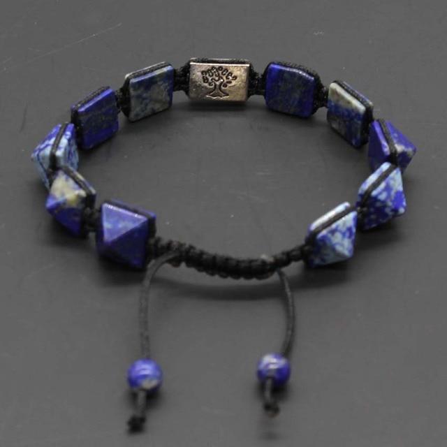 Pierre Lapis Lazuli Bracelet