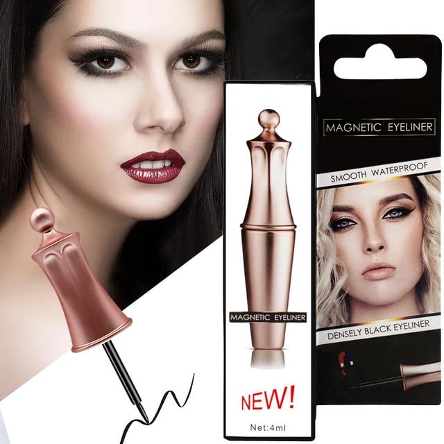 Shozy Magnetic eyeliner Long lasting Liquid Eyeliner Waterproof Eyeliner Fast Drying Lasting Cosmetics Easy to Wear