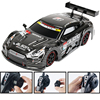 Rc Cars Electric Car Radio Control Cars Remote Control Car Infinitely Variable GTR Large Four-wheel Drive Car Children's Toys