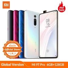 """Xiao mi mi 9T pro 6GB 128GB versione GLOBALE Smartphone Snapdragon 855 48MP fotocamera 4000mAh 6.39 """"InScreen Fingerprient Popup CONTROLLO di QUALITÀ 4.0"""