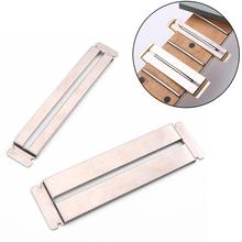 Guitar Fret Wire Sanding Stone Protector Kit Finger Plate Radian Polishing DIY Luthier Tool Guitar Bass Parts & Accessories недорого