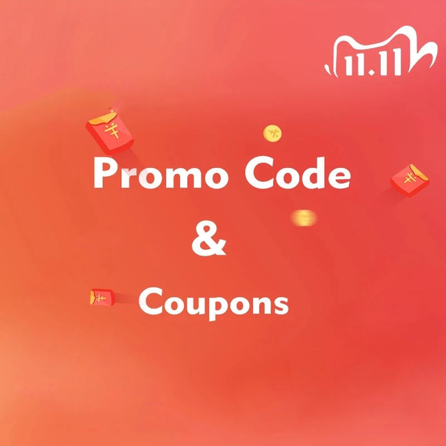 2020 11.11 Global Shopping Festival Shopping Guide - Win Gift!!How to Get the Coupons and Promo Code
