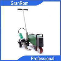 Roofing Waterproofing Welder 4200W Plastic Welder TPO PVC Welder Roofing Waterproofing Welding Machine LST WP1