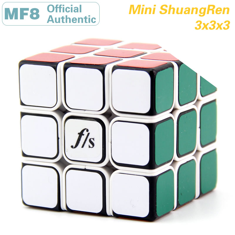 Fangshi Mini ShuangRen 3x3x3 Magic Cube F/S Funs Lim/LimCube 3x3 Speed Puzzle Antistress Educational Toys For Children