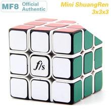 Fangshi Mini ShuangRen 3x3x3 Magic Cube F/S Funs Lim/LimCube 3x3 Speed Puzzle Antistress Educational Toys For Children