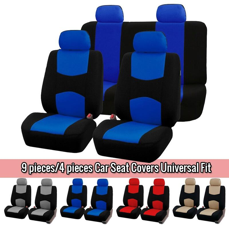 AUTOYOUTH Car Seat Covers Full Set Automobile Seat Protection Cover Vehicle Seat Covers Universal Car Accessories Car Styling seat covers universal seat protectioncar seat cover - AliExpress