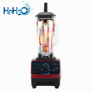 Juicer Mixer Fruit-Blender Ice-Crusher Food-Processor Commercial Heavy-Duty High-Power