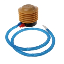 G2AB Foot Balloon Air Pump Hand Push Yoga Ball Inflator Accessories For Inflatables