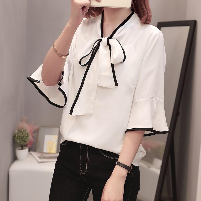 COIGARSAM 4XL Plus Size Short Sleeve Blouse Women Summer Loose Chiffon Blusas Womens Tops And Blouses Khaki White 2093