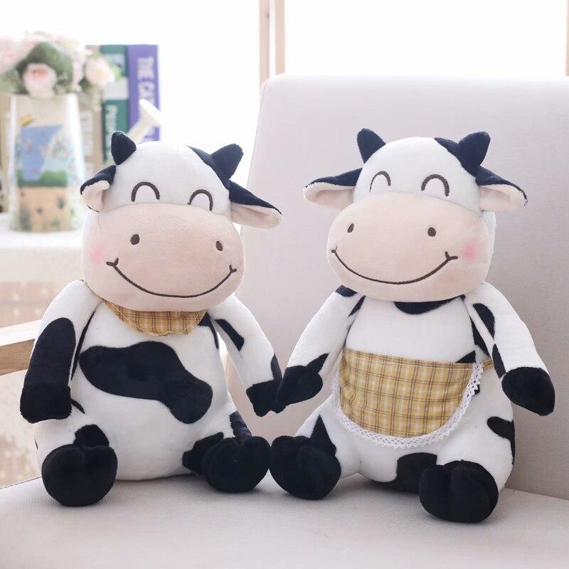 Lovely Lovers Toys Secretary Cow Pet Doll Plush Korean Drama Stuffed Child Toys Birthday Christmas Gift Pillow
