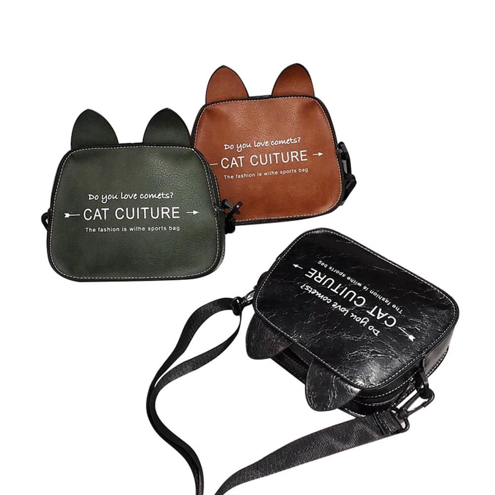 Women Girls Shoulder Bags Purse Handbag Tote Messenger Hobo Satchel Bag Cross Body Adjustable Simple Plain Handbag