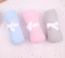 Imebaby baby blanket 75 * 100cm cotton muslin newborn cover blanket sw children sheets, stroller blanket