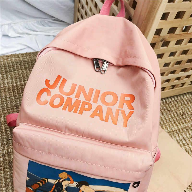 Sırt çantası kadın Laptop sırt çantası 15 inç büyük okul çantaları çantası Mochila Mujer kadınsı kadın seyahat sırt çantası sırt çantası