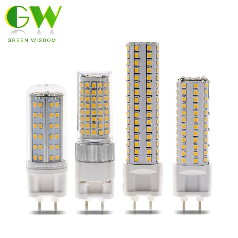 G12 LED Bulb Light 110V 220V 10W 12W 15W SMD2835 High Brightness LED Corn Bulb Energy Saving Replace Lights For Home Lighting