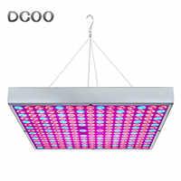 L'usine de DCOO allume 25W 45W LED lampe de croissance UV IR AC85-265V spectre complet pour les plantes d'intérieur