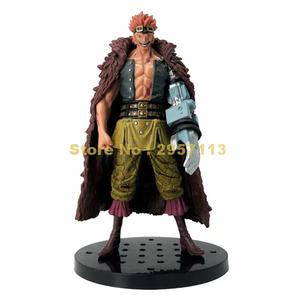 anime dxf one piece eustass kid vol.19 pvc no box action figure collection model 18cm Toy(China)