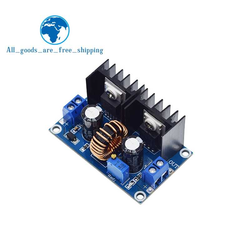 PWM 4-38V To 1.25-36V Adjustable Step-Down Board Module DC-DC Converter XL4016