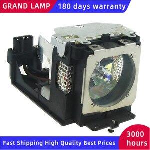 Image 2 - Yedek projektör lambası POA LMP111 SANYO PLC WU3800 / PLC XU106 / PLC XU116 / PLC XU101K / PLC XU111K mutlu BATE