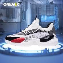 Кроссовки onemix мужские легкие модные спортивные сникерсы для