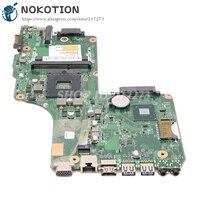 NOKOTION 1310A2541804 V000275560 płyta główna dla Toshiba Satellite C855 Laptop płyta główna HM76 UMA DDR3 w Płyty główne od Komputer i biuro na