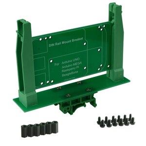 Image 1 - Soporte de montaje de carril DIN para Raspberry Pi 2 3 B + Zero UNO MEGA