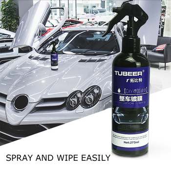 120ML Nano Car Painted Car Wax Spraying Coating Painted Coating Polishing Spraying Car Care Nano Hydrophobic Artifact 30ml hardness 10h super hydrophobic car glass coating car liquid coat paint care durability anti corrosion coating set