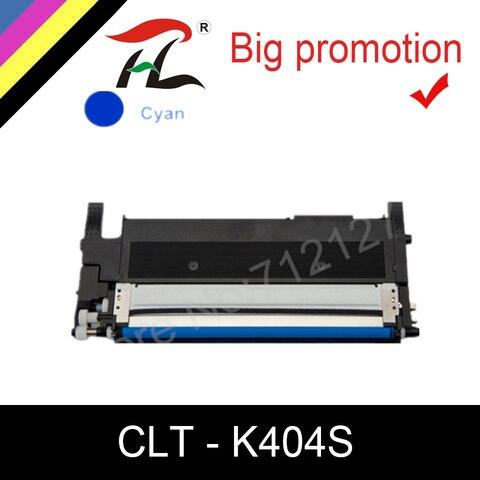 ylc clt k404s m404s c404s clt y404s 404s compativel do cartucho de toner para samsung